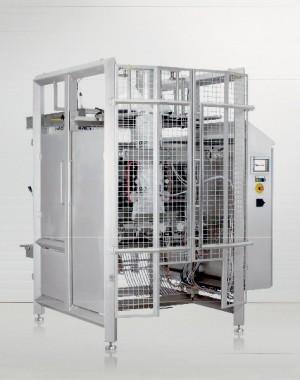 Higieniczna pionowa maszyna pakująca