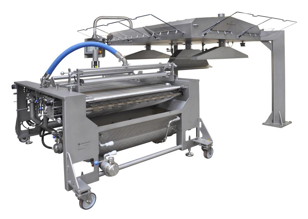 maszyna do oblewania czekoladą