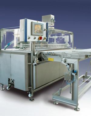 Maszyna do powlekania lodów