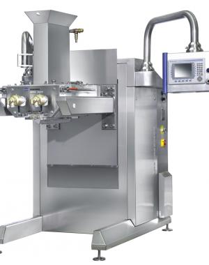 Maszyna do formowania pasm z mieszanek kremowych