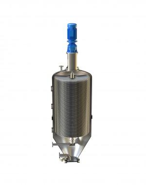 Odśrodkowy filtr tarczowy