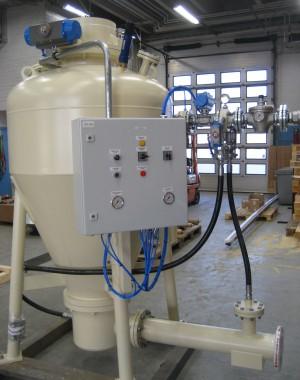 Systemy transportu popiołu dla przemysłowych kotłów na biomasę