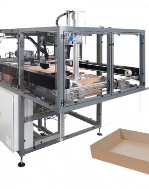 Maszyna do składania tacek