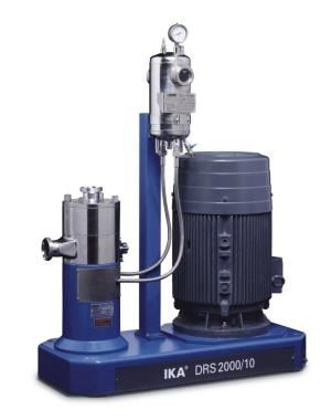 Maszyna do ultra-dokładnego dyspergowania pozwalająca wytwarzać emulsje i zawiesiny