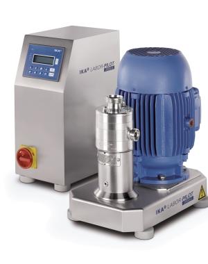 Pilotażowa maszyna do dyspergowania używana w badaniach i procesie zwiększenia skali