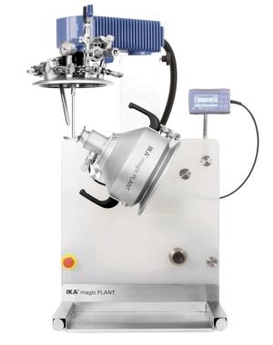 Laboratoryjna maszyna do dyspergowania mas o niskiej lepkości