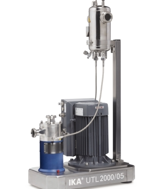 Maszyna dyspergująca do emulsji i zawiesin