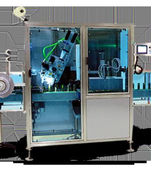 Kompaktowe urządzenie do nakładania rękawów termokurczliwych
