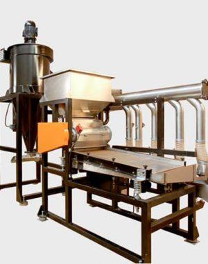Linia do przetwarzania kakao o wydajności 200 kg