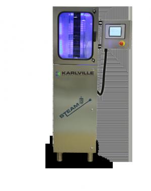 Zaawansowany system obkurczania z wbudowanym generatorem pary