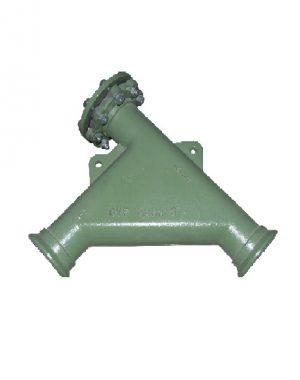 Odporne na ścieranie kolanka do systemów transportu pneumatycznego