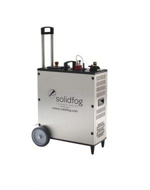 Kompaktowy system dezynfekcyjny za pomocą wody utlenionej H2O2