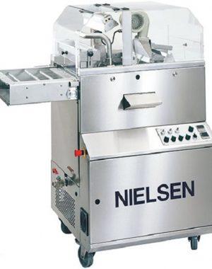 Maszyna do temperowania i oblewania czekoladą