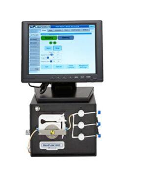 Podstawowy system zautomatyzowanego pobierania próbek