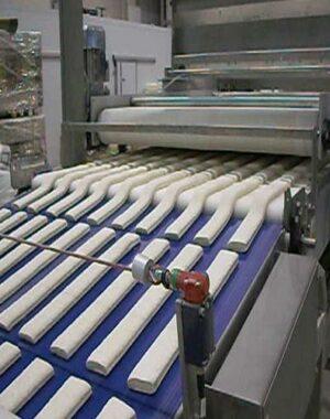 Maszyna do formowania chleba kwadratowego lub prostokątnego