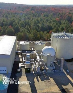System anaerobowego przetwarzania odpadów na energię