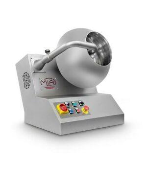 Maszyna do powlekania draży w małej skali