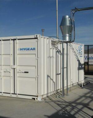 Gotowy do użycia generator wodoru z gazu ziemnego