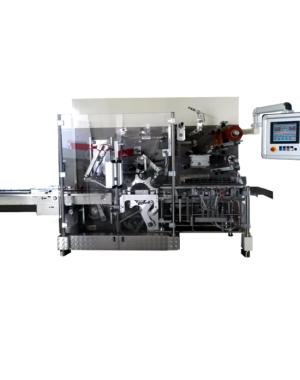 Maszyna pakująca z zamknięciem X-fold do krakersów