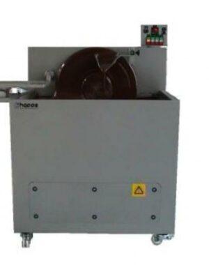 Automatyczna szarżowa maszyna do temperowania czekolady