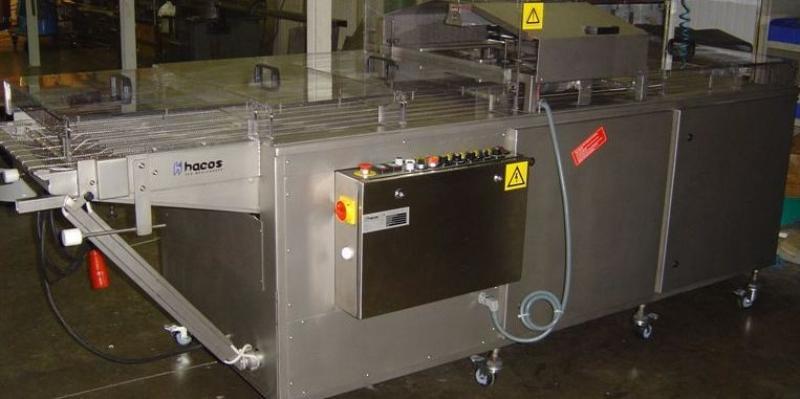 Maszyna do obtaczania trufli czekoladowych