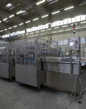 Maszyna dozująca ciasto rzadkie do produkcji ciastek