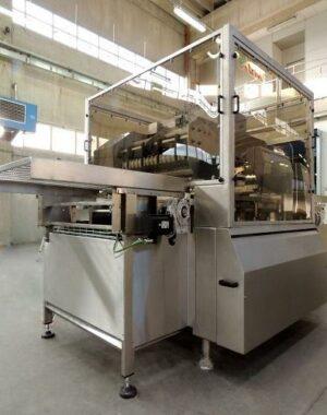 Nadziewarka dla przemysłu piekarniczego