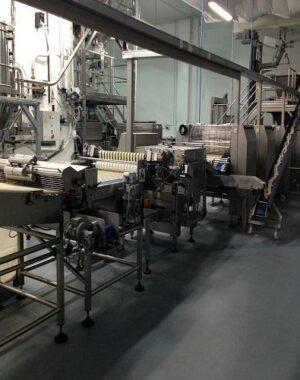 Maszyna do formowania paluszków chlebowych