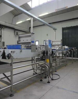 Maszyna do formowania bułek chlebowych