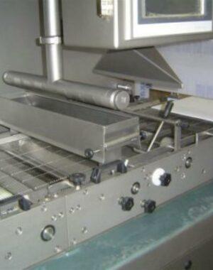 Oblewarka do czekolady o średniej wydajności produkcji