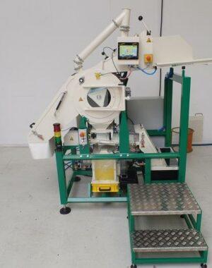 Maszyna do młócenia nasion