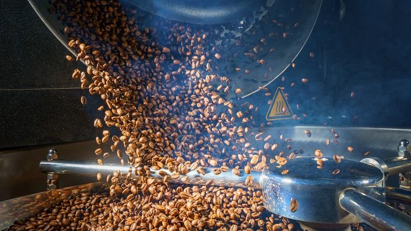 Produkcja kawy